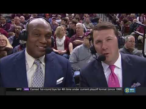 Auburn at Mississippi State  NCAA Men's Basketball January 13, 2018