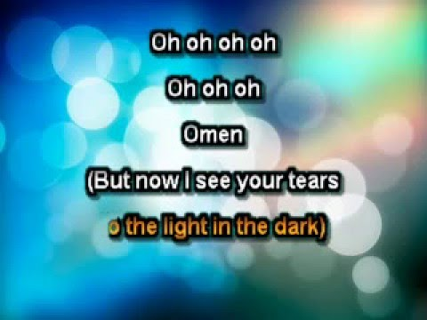 Disclosure feat. Sam Smith - Omen [Karaoke]
