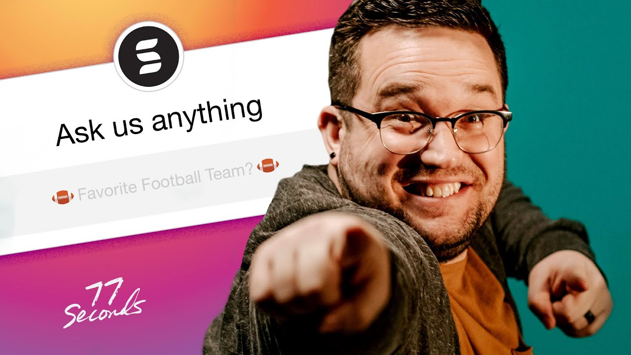 You Asked, We Answered: American Football
