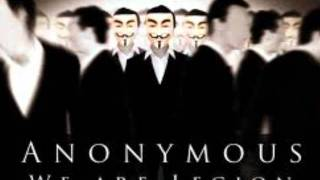 Anonymous - SOPA EEA and NDAA