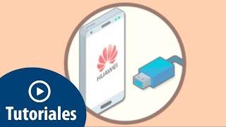 Cómo activar modo depuración Huawei P20 Lite USB Debuggin