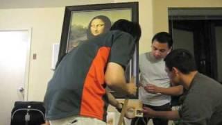 Mona Lisa Moving Eyes