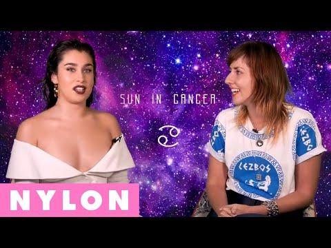 Watch Lauren Jauregui Unpack Her Astrology Chart