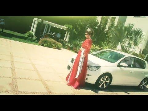 Llegada de Miss Universe 2013, Gabriela Isler a Marruecos y trascamara de su Photoshoot para Peugeot