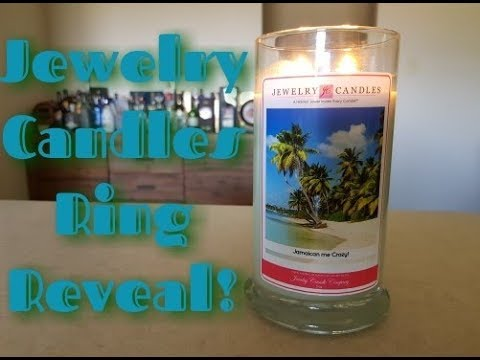 Jewelry Candles Jamaican Me Crazy! Review and Ring Reveal!
