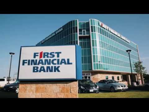 First Financial Bank Fort Worth Opening Ceremony