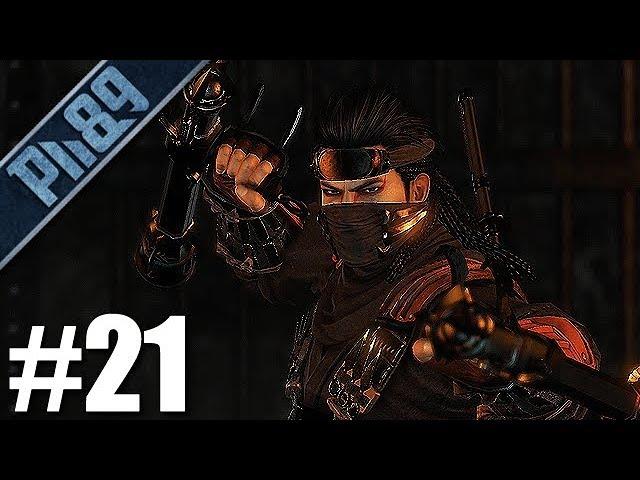 TE TONFÁS SZEMÉT   NIOH Végigjátszás #21- Defiant Honor DLC