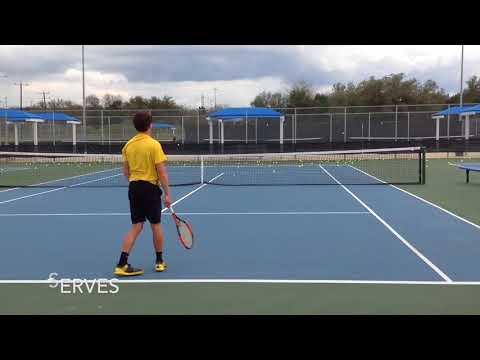 Landon Skrobarcek Recruiting Video