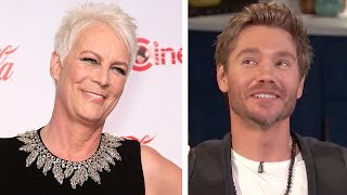 Chad Michael Murray Reveals He Made Out With Jamie Lee Curtis While Filming Freaky Friday
