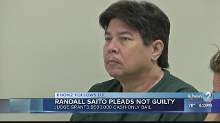 Hawaii State Hospital escapee pleads not guilty, trial set for March