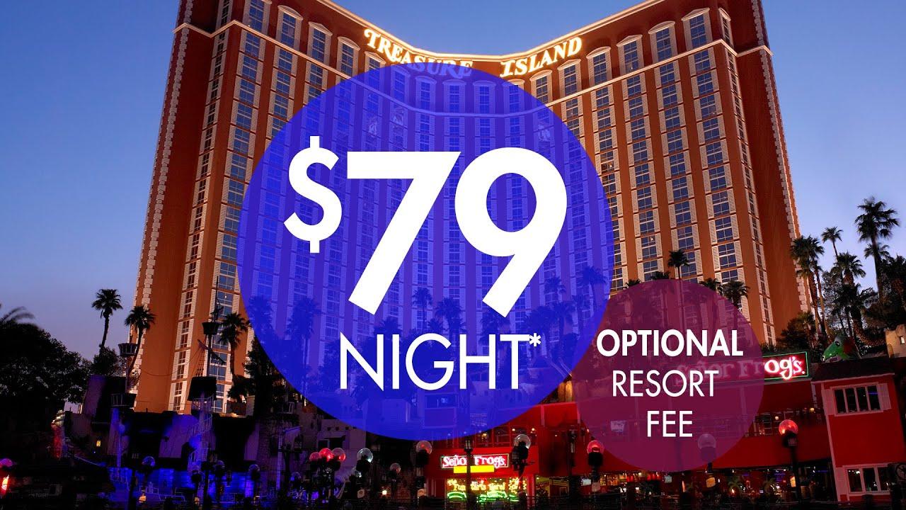 Treasure Island Ti Hotel Las Vegas Strip Room Rates Reservations Treasure Island