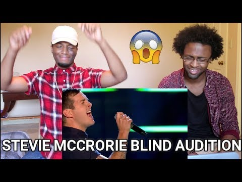 Stevie McCrorie performs 'All I Want'  The Voice UK 2015: Blind Auditions 1 – BBC One REACTION