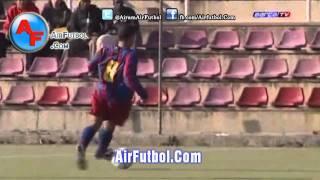 Thiago Alcántara Skills 2005 [ AirFutbol.Com