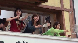 舞台「おかあちゃん~コシノアヤコ物語」の大阪公演が浪切ホールで11月2...