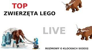 Najlepsze Zwierzęta LEGO - Rozmowy o klockach S03E02