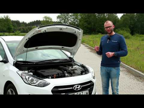Nowy Hyundai i30 1.6 CRDi High Power 2015 test PL