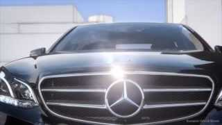 PRE-SAFE -- 2014 E-Class -- Mercedes-Benz Vehicle Safety Video
