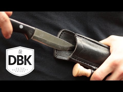 Best Knife in the world! // Bark River Gunny Scandi - CPM 3V