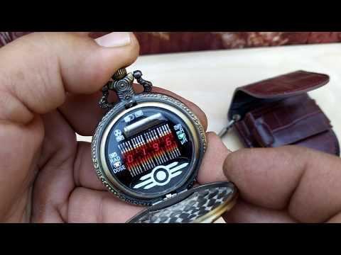 Карманные часы/дозиметр