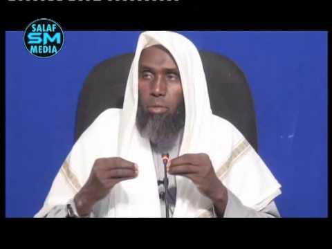 Tafsiir Suuratu Mumtaxinah Sh Ahmed iimaan - YouTube