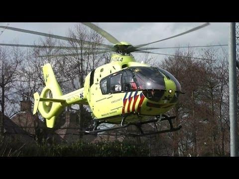 Lifeliner 2 stijgt op na inzet in Krimpen aan den IJssel