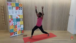 emPOWERed Yoga Warrior   April 14, 2021