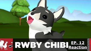 LITTLE RUBY RIDING HOOD!! - Reaction To RWBY: Chibi Season 1, Episode 12!!
