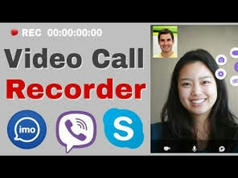 How To Record Any Video Calls(No Root) -Imo,Skype,Messenger,Viber anything(2017)