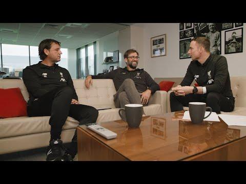 Klopp, Lijnders & Krawietz - Managing Success | Presented by AXA