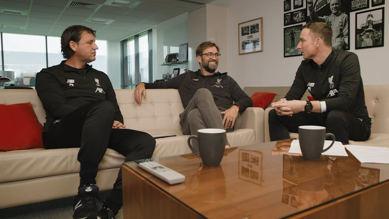 Klopp, Lijnders & Krawietz - Managing Success | Presented by AXA