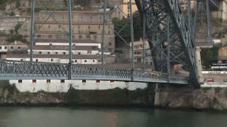 Ponte de D. Luis e Cais da Ribeira - Porto