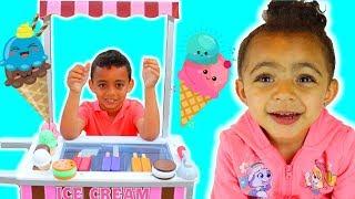 Ice Cream Song | Nursery Rhymes & Kids Songs by Anwar