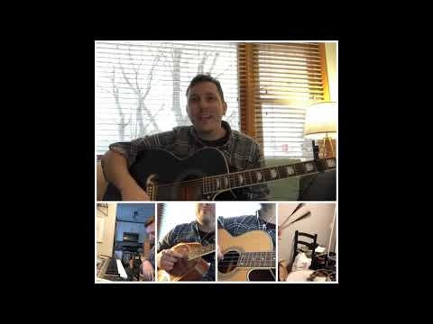 (2390) Zachary Scot Johnson Leaving Las Vegas Sheryl Crow Cover thesongadayproject Live Acoustic HQ Mp3
