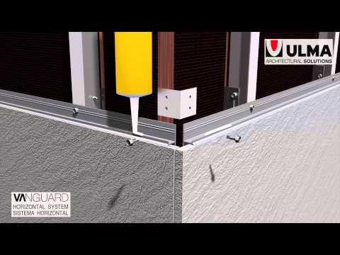 Como se instala una Fachada Ventilada ULMA Architectural Solutions