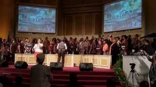 Now Behold The Lamb - Tamela Mann, Grace Temple