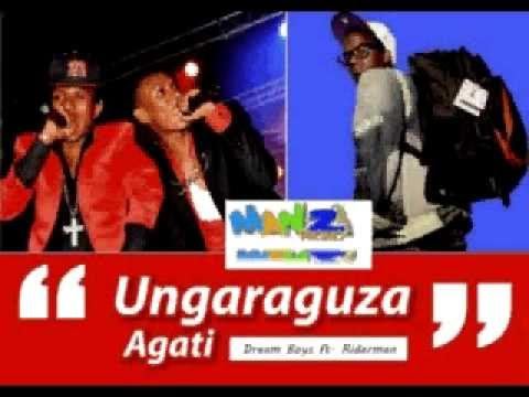 Ungaraguza Agati by Dream boys ft Riderman  ManziPromo 2013