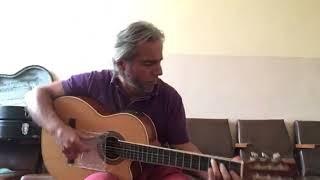 Scorpions-Wind Of Change-guitar cover Garri Pat