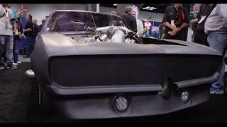 Reaper Unveils his new 4,000 horsepower Street Outlaws Camaro