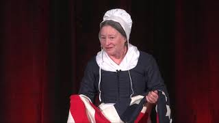 Being Betsy: Why Living History Matters  | Carol Spacht | TEDxWilmingtonSalon