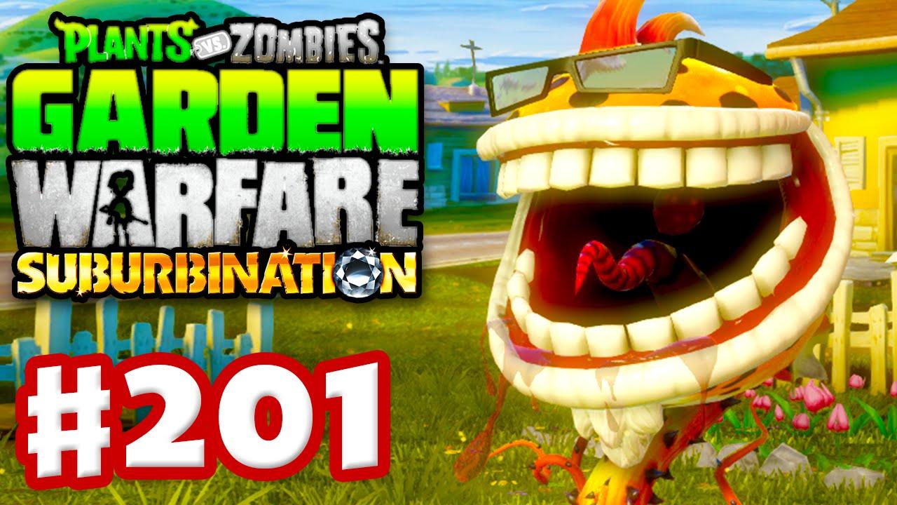 plants vs zombies garden warfare gameplay walkthrough part 201 chester chomper cheetos
