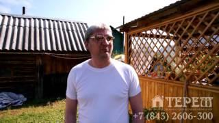 Дачный дом в Казани - отзыв о компании Терем ПСК(Мы строим дачные дома уже 20 лет. За это время наши специалисты настолько отработали технологию строительст..., 2016-05-31T17:27:19.000Z)