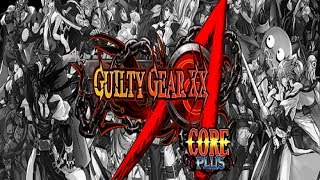 Guilty Gear XX Accent Core Plus - Intro (HD)