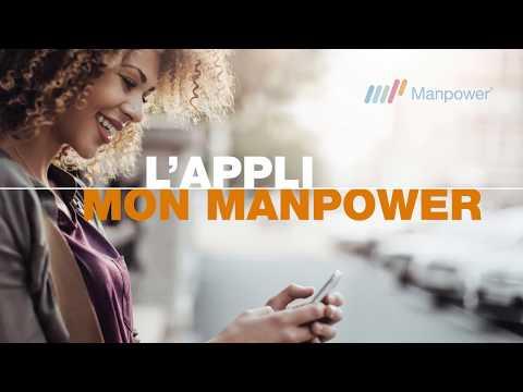 Websérie - Appli Mon Manpower - Episode 1