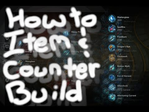 Vainglory - How To Item/Counter Build