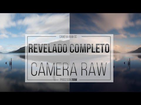 Revelado paso a paso de un RAW en Camera RAW