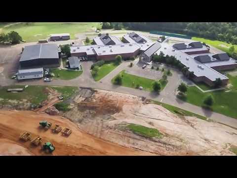 New Northwest Rankin High School - Construction Start