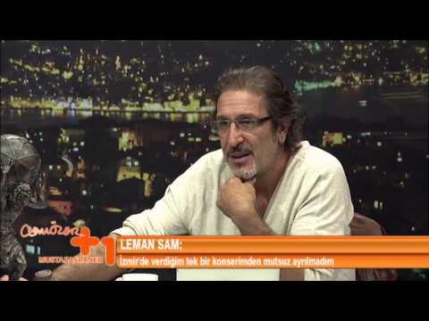 Cem Özer +1- Leman Sam- 7 Kasım 2014