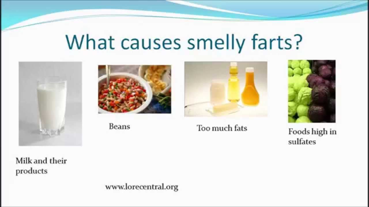 Ways to fart