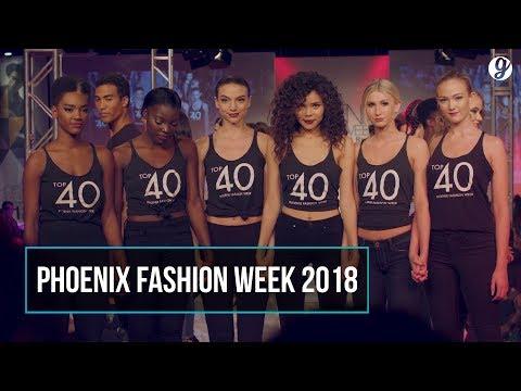 Phoenix Fashion Week 2018 Highlights