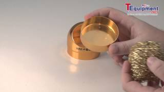 Hakko 599B-02 Soldering Iron Tip Cleaner  Demo Review